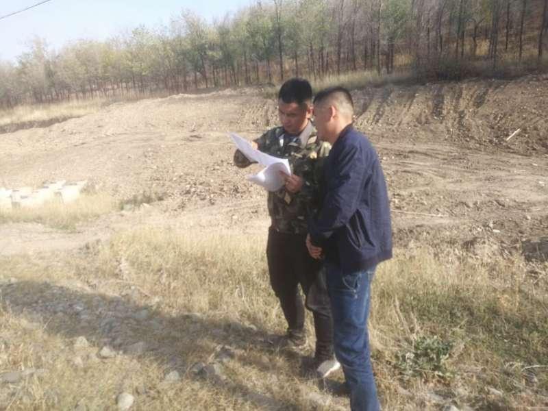 新疆小流域核查项目