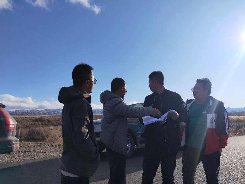 新疆吉木乃县乌拉斯特流域新宝5注册重点工程
