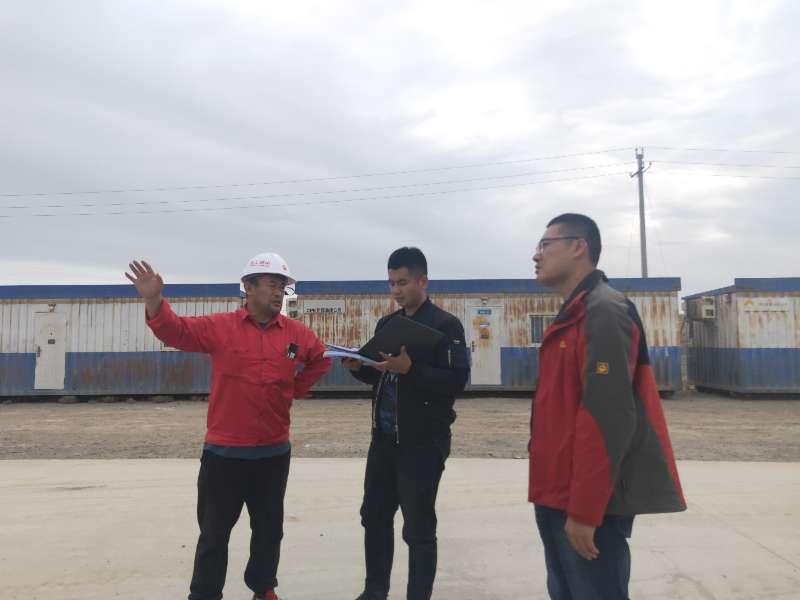 新疆S201线克拉玛依至五工台一级改高速公路项目现场核(抽)查